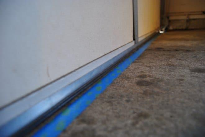 Garage Floor Makeover With Rust Oleum Epoxyshield