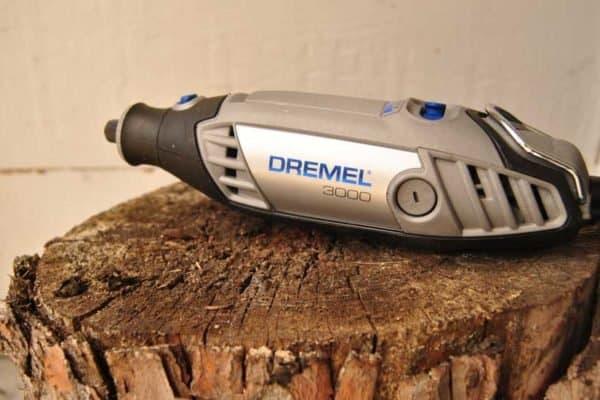Dremel 3000 Rotary Tool Kit at Home Depot