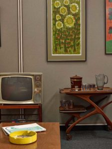 This is the set of Mad Men