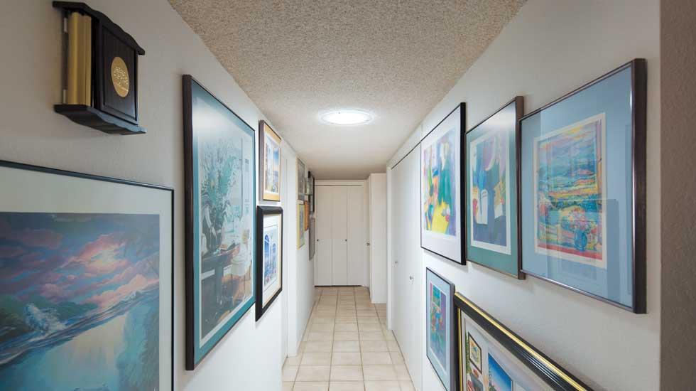 solatube hallway featured