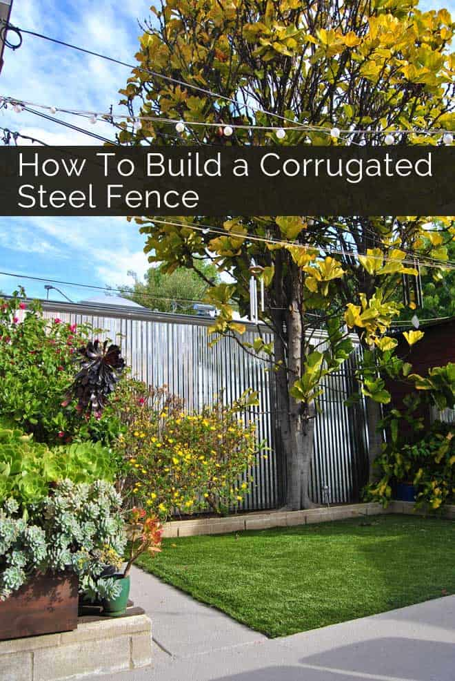 Build a Backyard Privacy Fence