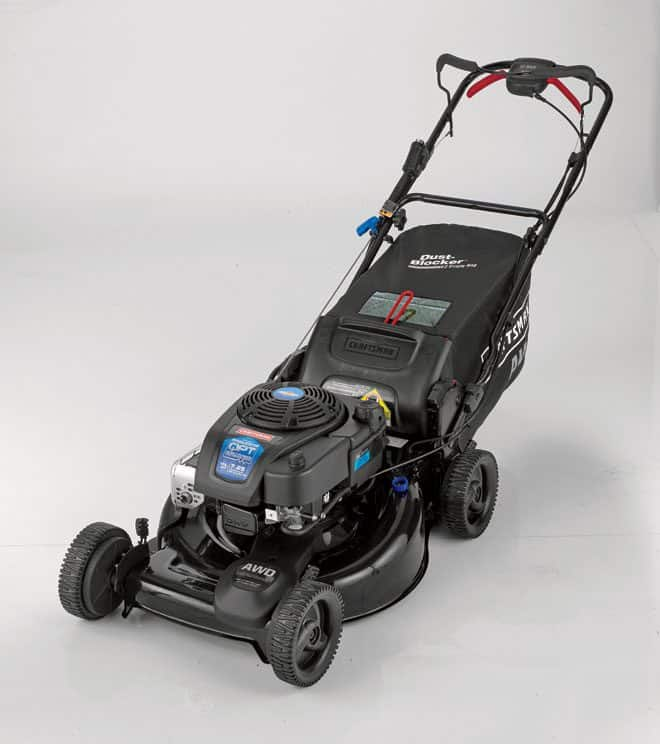 craftsman-all-wheel-drive-lawnmower