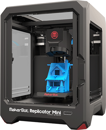 MakerBot Mini at Home Depot