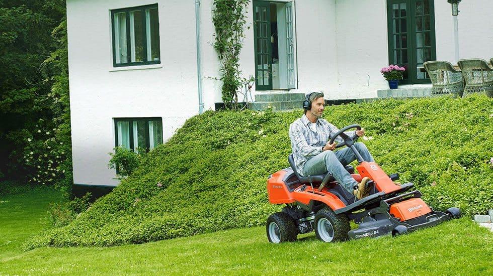 husqvarna riding mower
