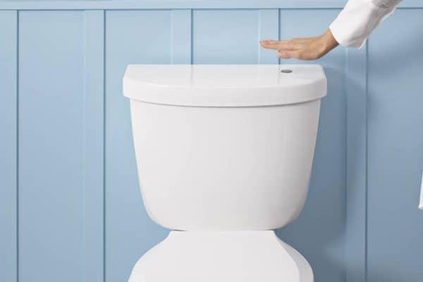 KOHLER Touchless Flush Toilets and Kit