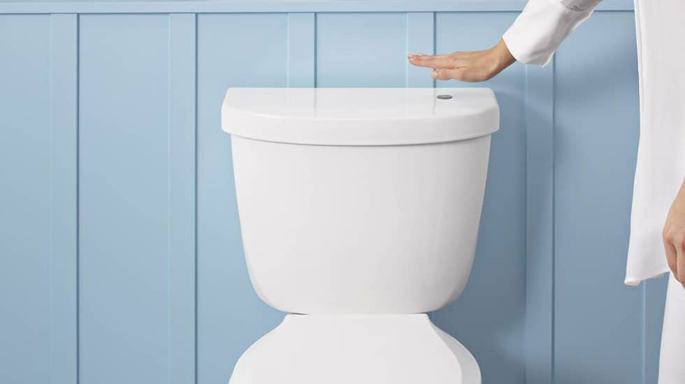 kohler touchless toilet featured