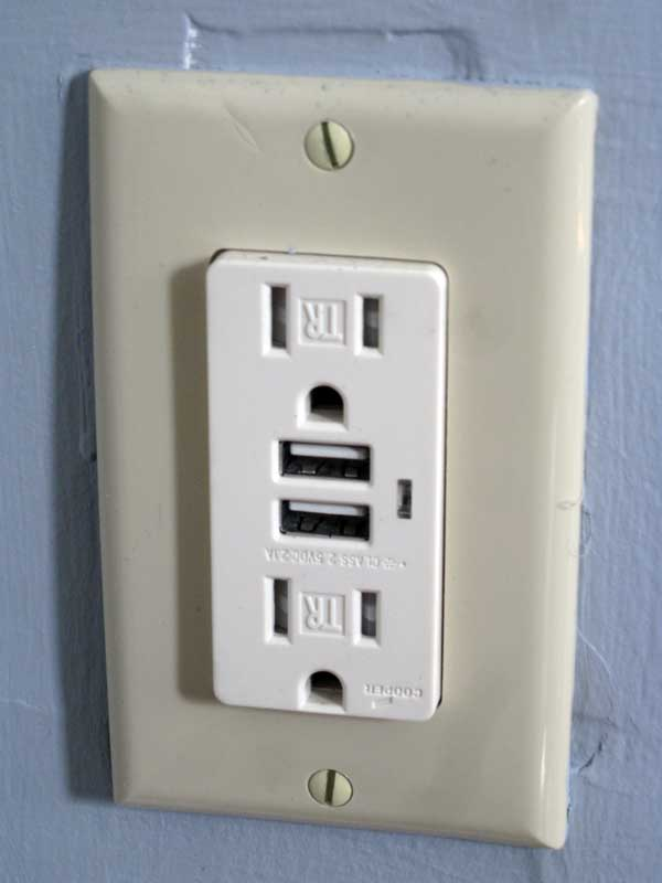USB-Outlet