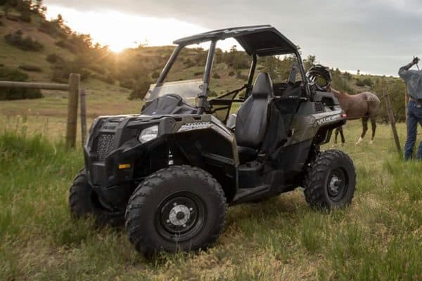 The Polaris ACE ATV Gives Everyone A Taste of Adventure