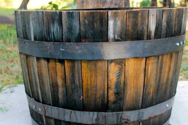 How-To Prepare a Whiskey Barrel for Planting