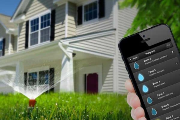 GreenIQ Manages Your Lawn and Garden Watering Schedule So You Don't Have To
