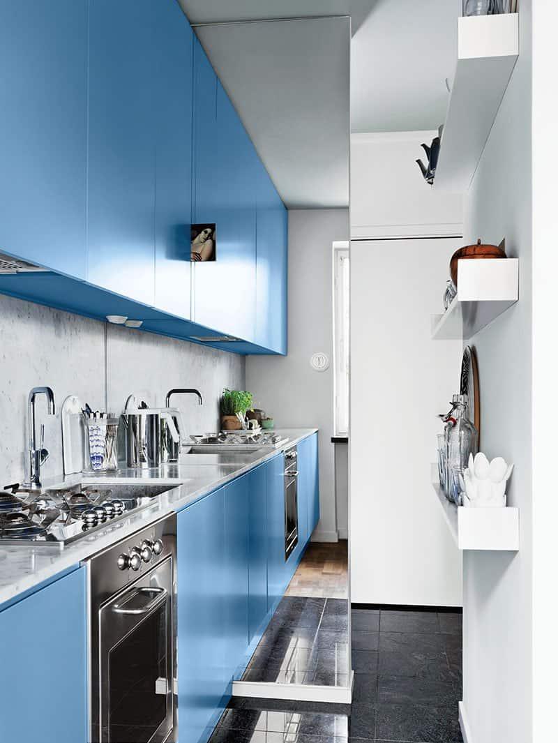 Amazing Kitchen Grey Blue Kitchen Colors Baking Dishes Juicers