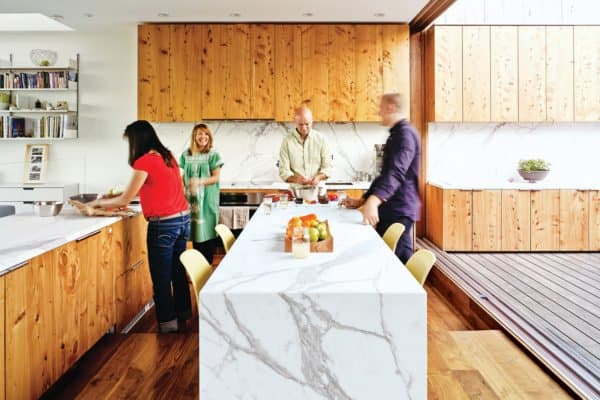 Http://www.dwell.com/houses We Love/slideshow/look Marble Kitchen#2 Nice Design