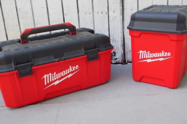 Milwaukee Work Boxes Are a Tools Best Friend
