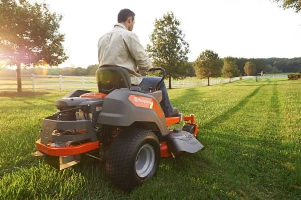 Husqvarna Expands Their Zero-Turn Mower Lineup With Z200 Models