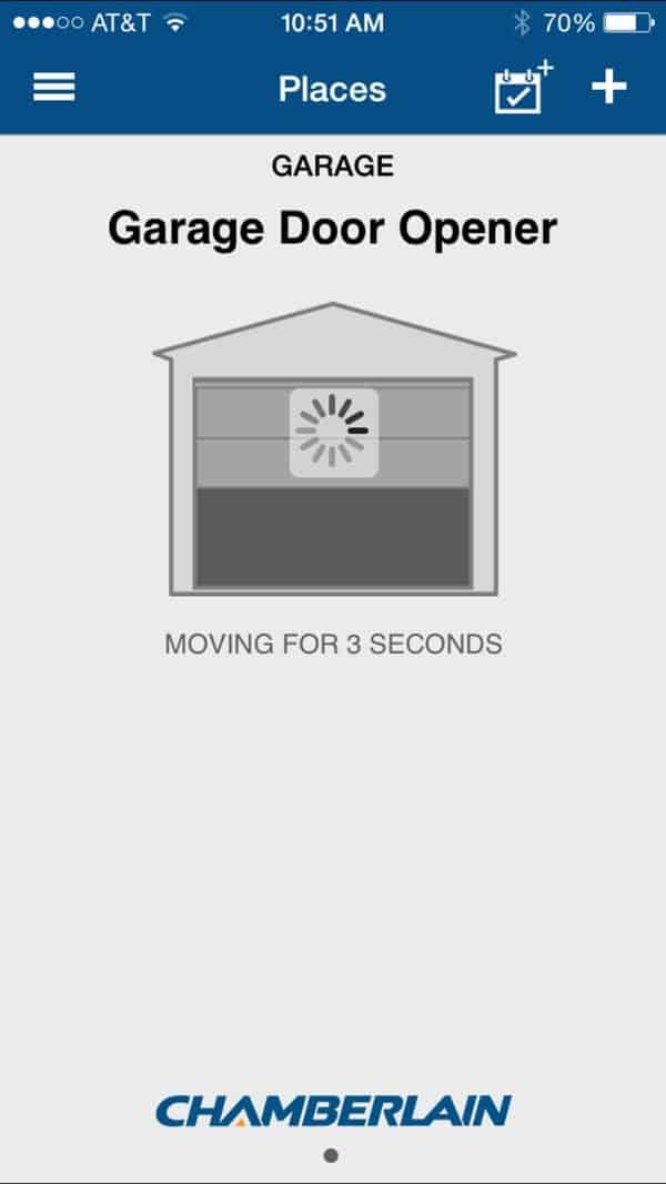Chamberlain Myq Wi Fi Enabled Garage Door