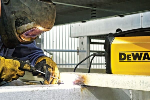DeWALT Portable Stick & Tig Welder