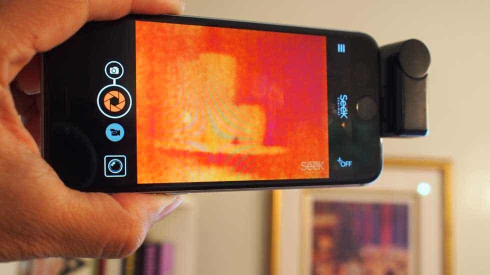 seek thermal featured