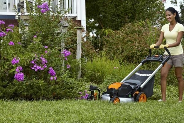 WORX Launches 56V Cordless Lawnmowers