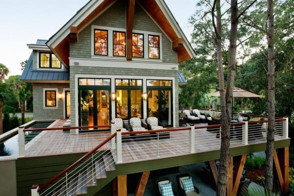 DIY Deck Design Ideas