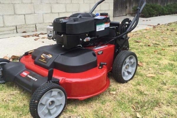 Twin-Blade Toro Timemaster 30″ Lawnmower