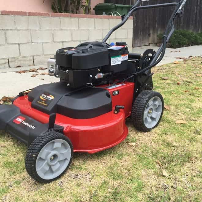 Toro Timemaster Mower