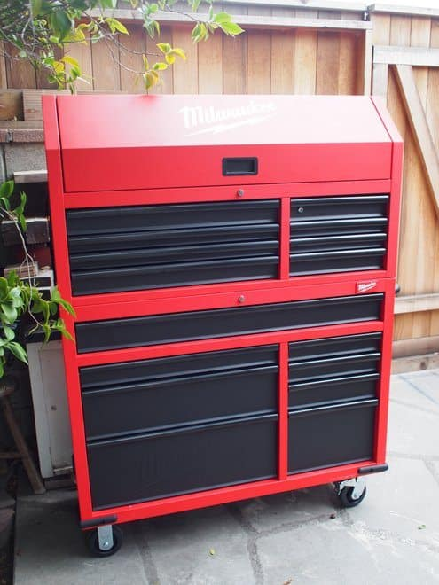 Milwaukee 46 Quot Rolling Tool Storage Chest Amp Cabinet Review