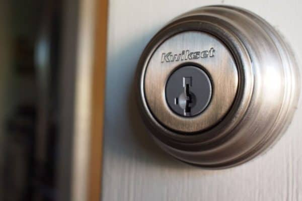Double Down on Home Security with Double Cylinder Deadbolts