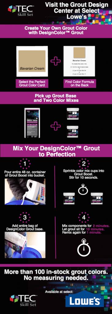 DesignColor Grout TSS Image