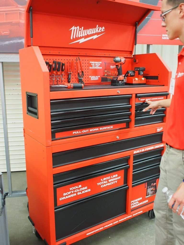 Milwaukee Tool New Product Symposium Is Innovation At It