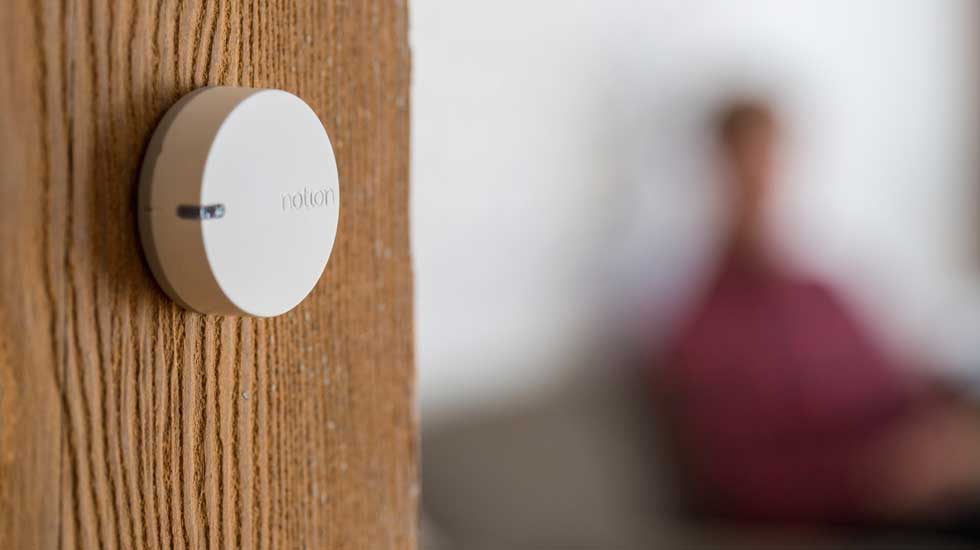 The Notion Home Sensor Acts as Your Eyes and Ears When You're Away