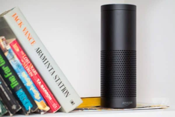 Amazon Echo is Your Virtual Home Assistant
