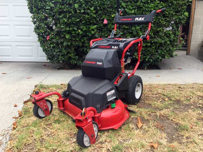 The New Troy-Bilt FLEX Yard Care System Review