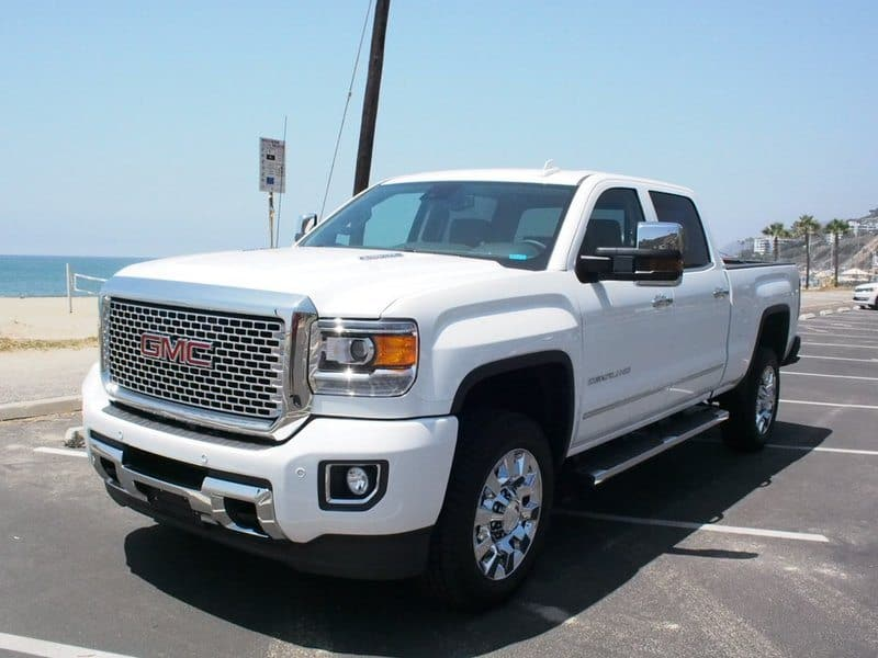 GMC 2500 HD Denali
