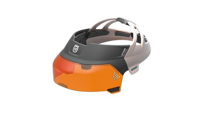 Design concept Husqvarna Ramus visor