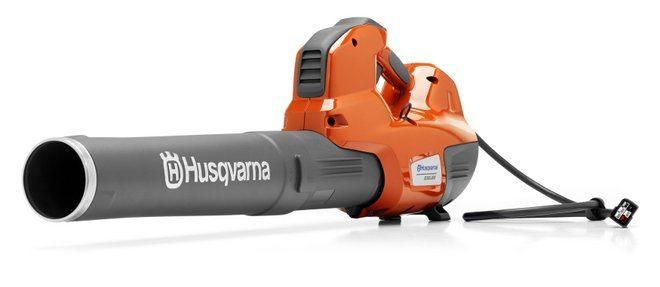Husqvarnas professional battery blower 536LiBX