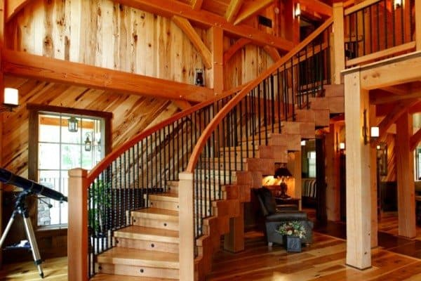 timber-frame-home - 12