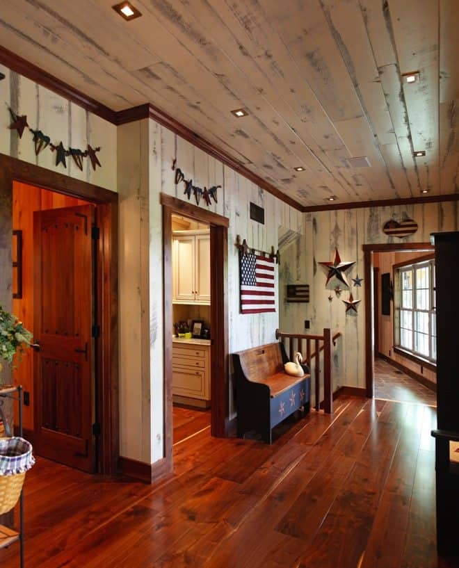 timber frame home 15