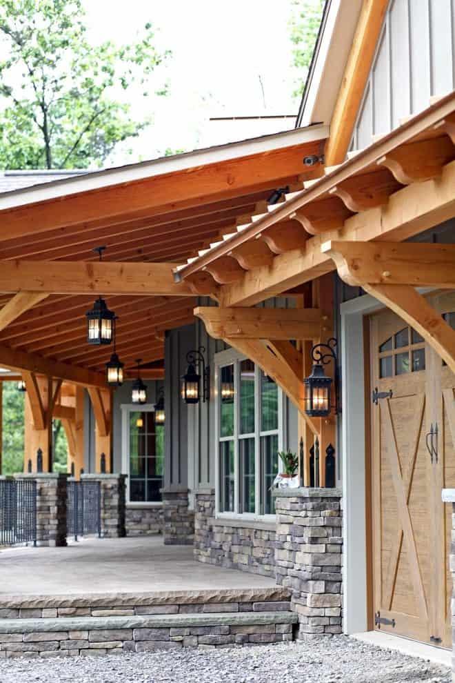 timber frame home 3