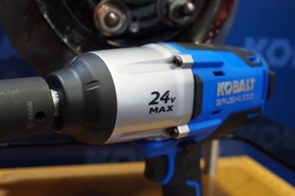 Kobalt 24V MAX Lowes 18