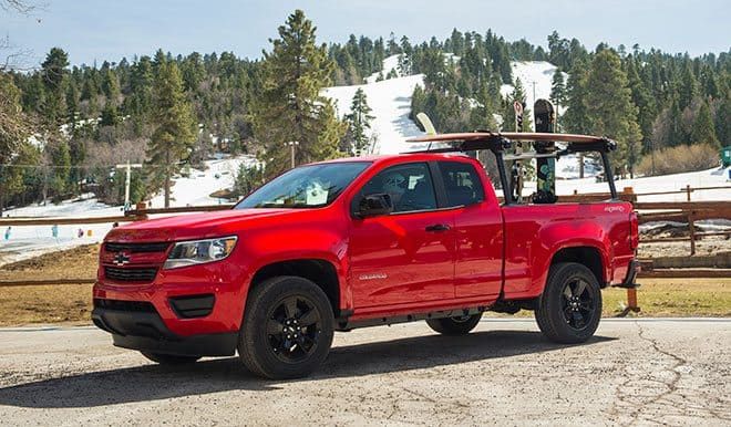 Chevy Colorado Shoreline