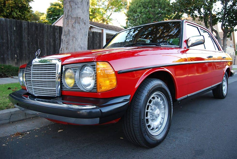 mercedes benz 300d featured
