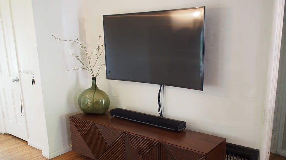 How To Mount Anything To A Wall How To Mount A Curved Lcd