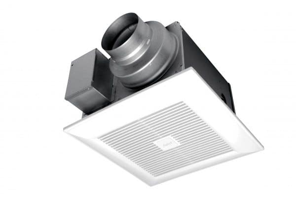 Panasonic's WhisperGreen Select Bathroom Ventilation Fan Saves Your Home From You