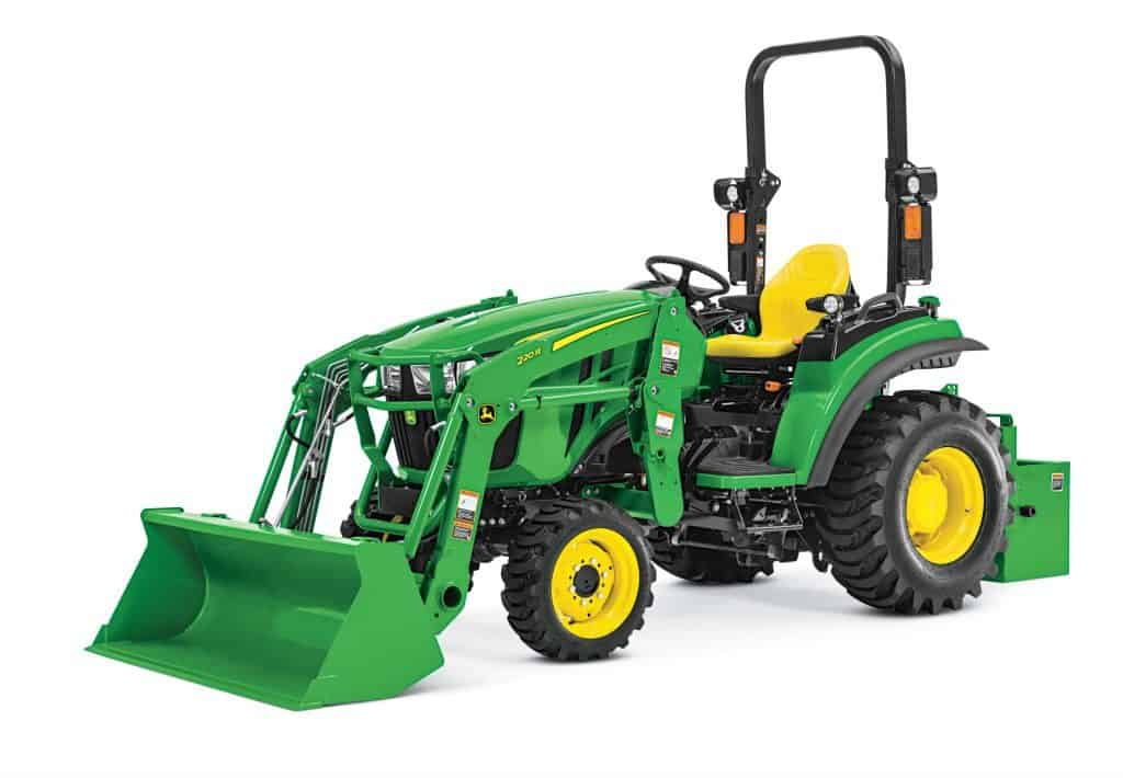 John Deere 2032R and 2038R Tractor
