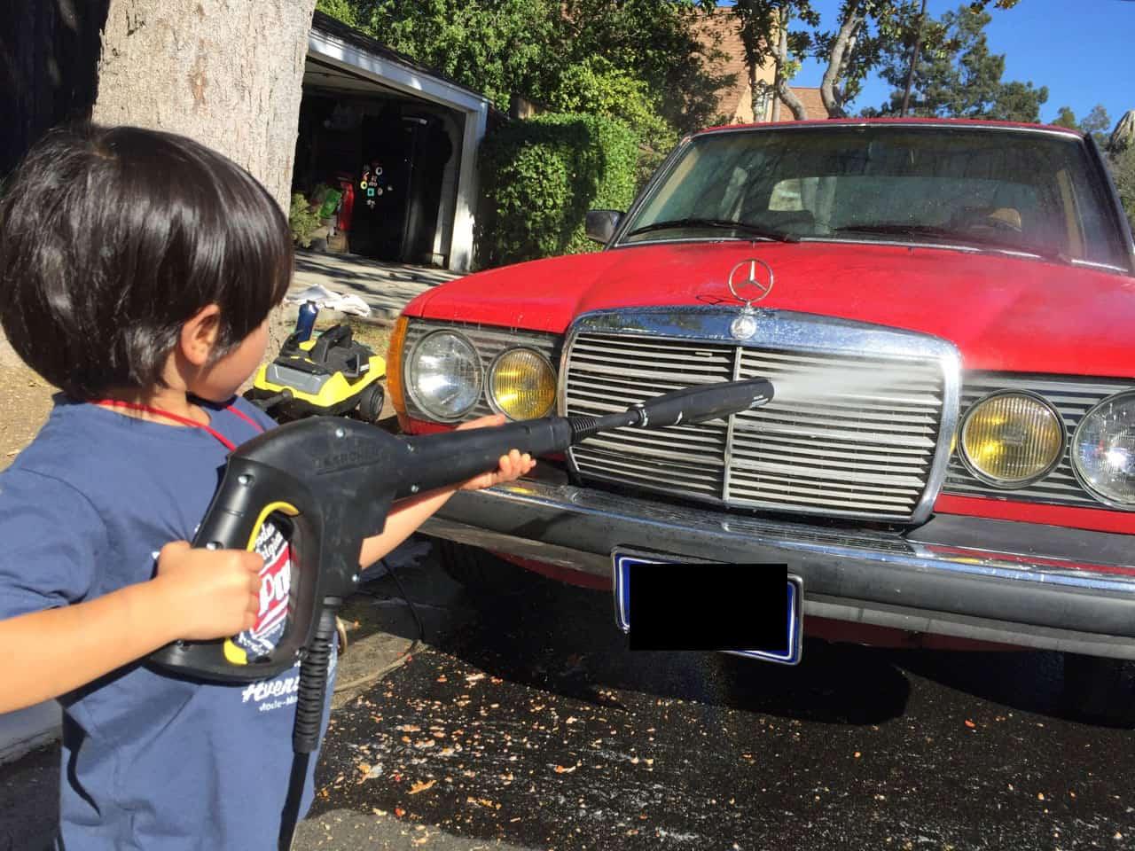 car wash drought