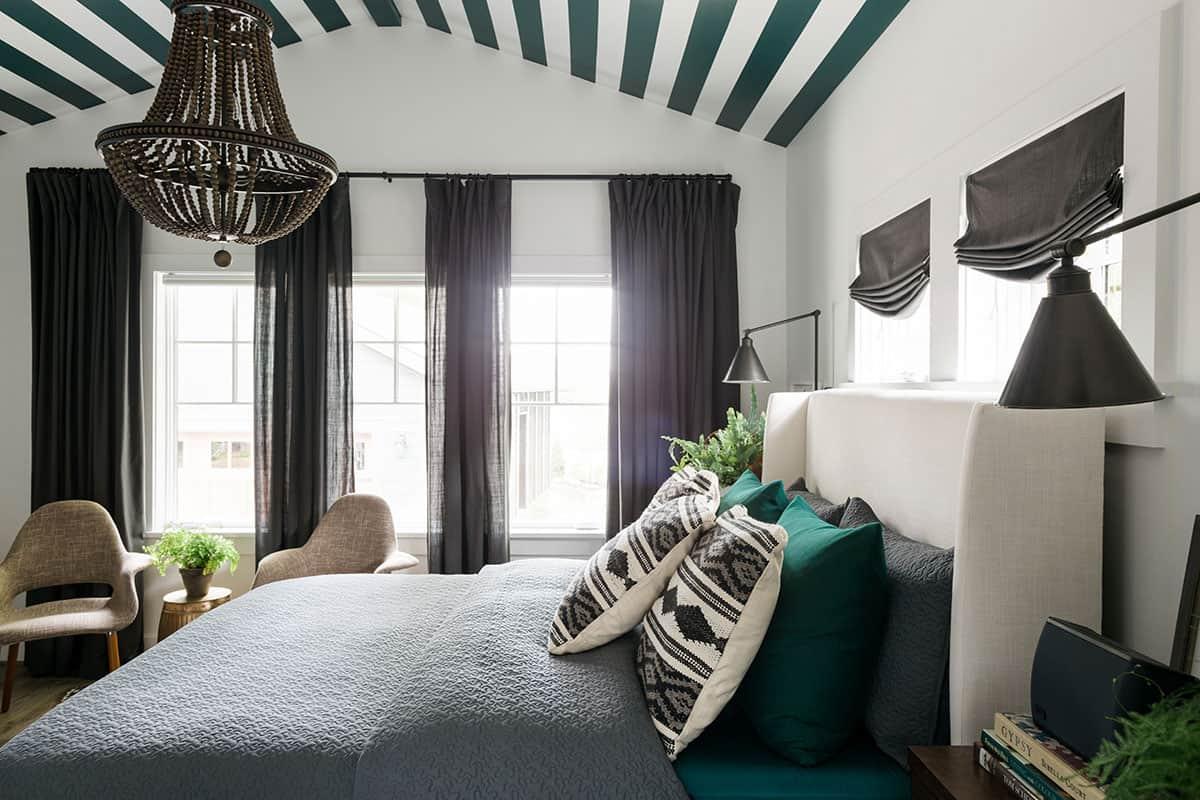 HGTV Urban Oasis 2016 guest bedroom