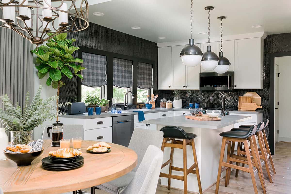 HGTV Urban Oasis 2016 kitchen