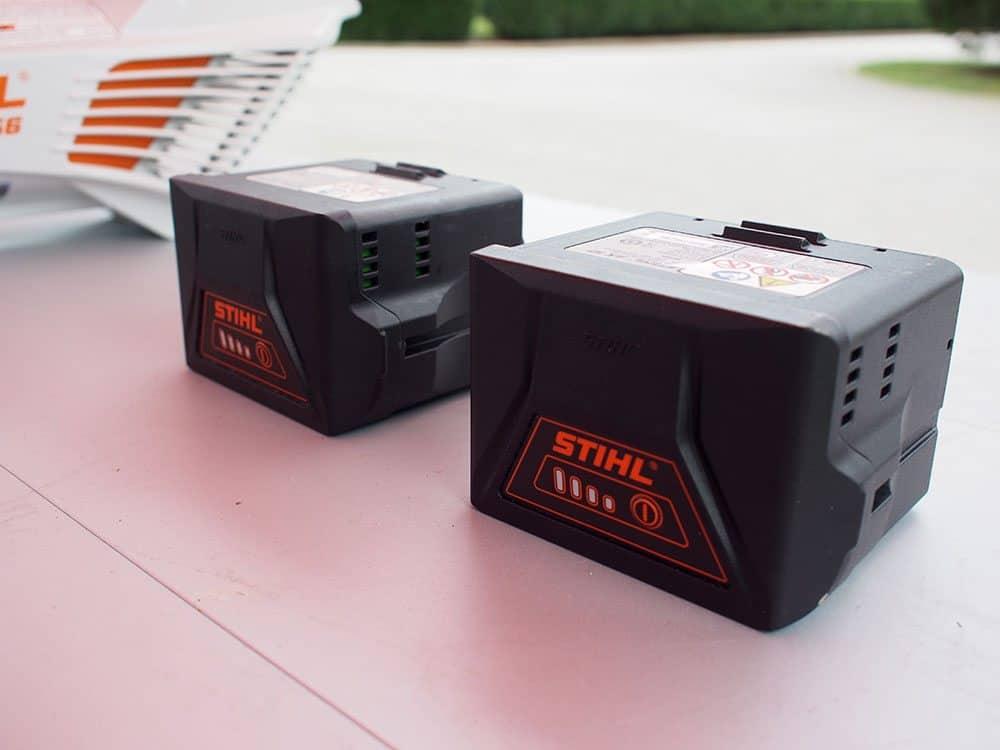 stihl lightning batteries