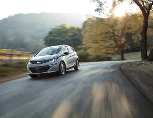Chevrolet Bolt EV Review
