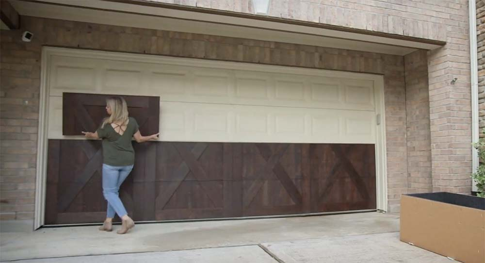 garage door skins